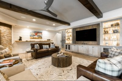 Custom Basement Remodel