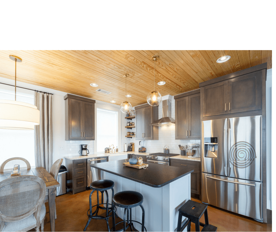 Modern Kitchen remodel in Senoia GA