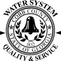 cobb county water system logo