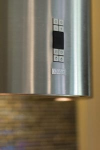 Doraville Kitchen Detail look at the range hood