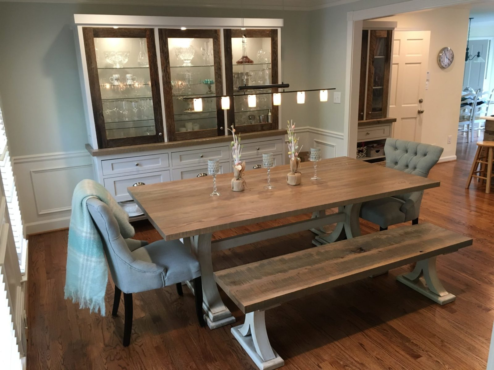 Shaker Style Dining Room